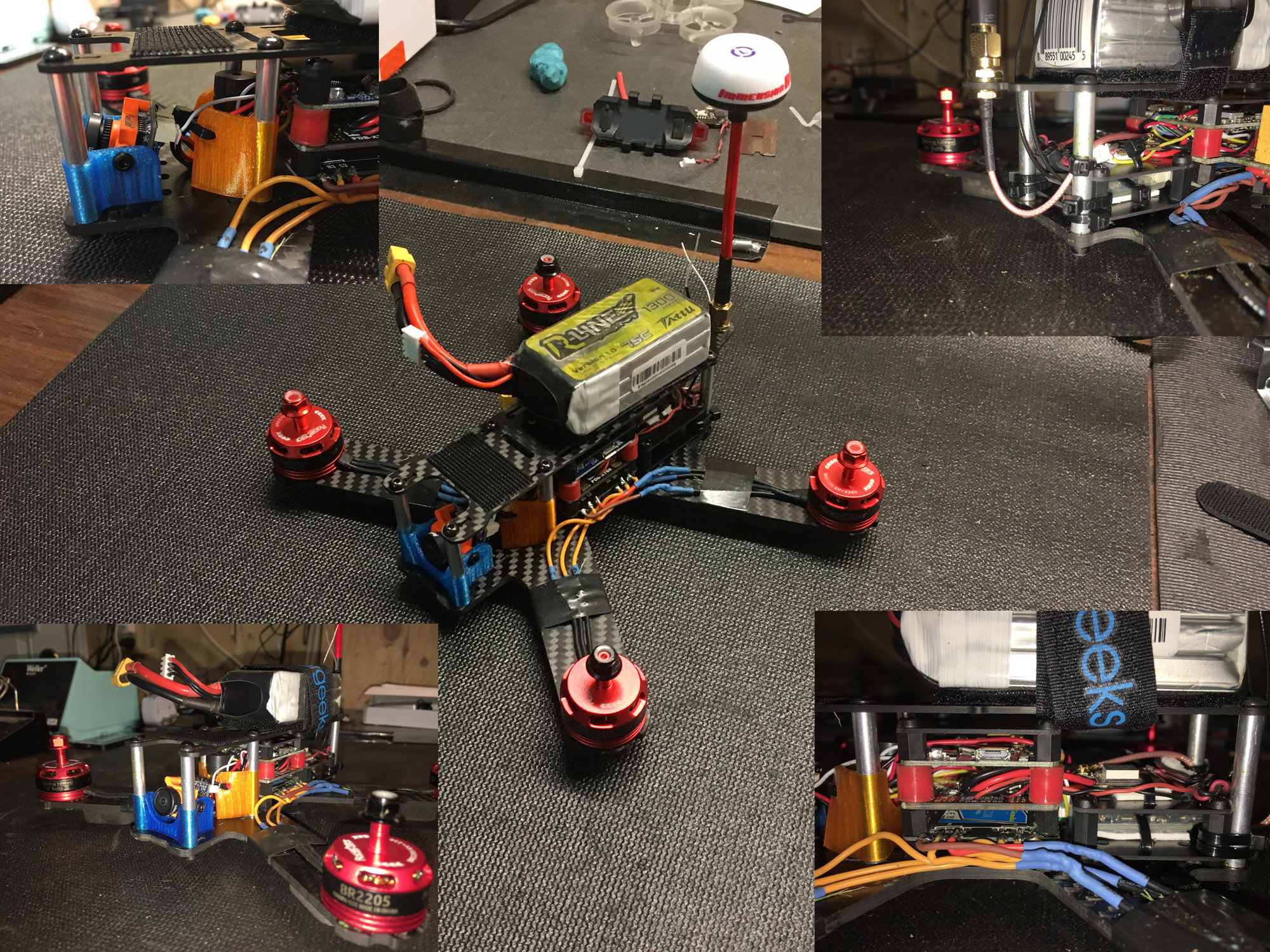 racing quad 2nd build